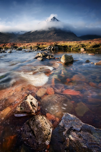 Stob Dearg comp - Yr Alban / Scotland