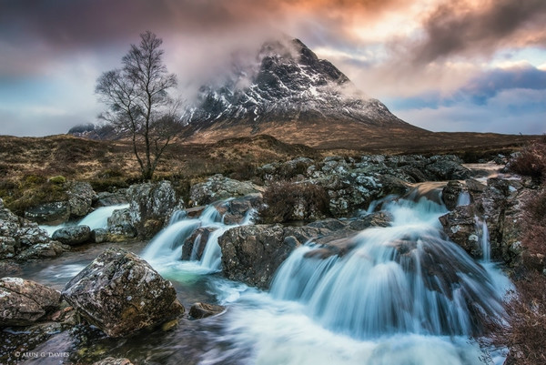 Stob Dearg - Yr Alban / Scotland