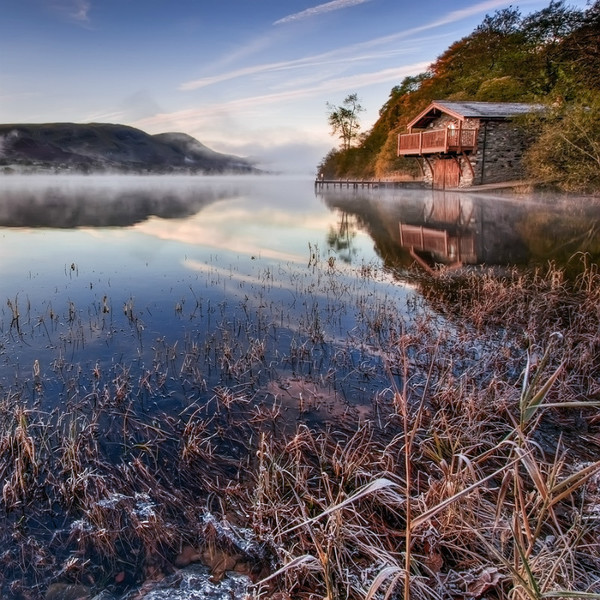 Ullswater dawn - Ardal Y Llynnoedd / The Lake District