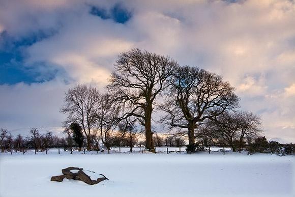 Virgin snow - Bannau Brycheiniog / Brecon Beacons