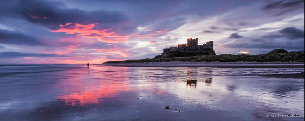 Bamburgh - Northumberland