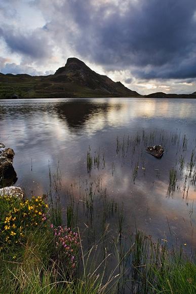 Cregennen Lakes - August - O Gwmpas Cymru / Around Wales