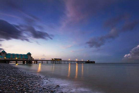 Penarth Pier 2 - Caerdydd a'r Cylch / Around Cardiff