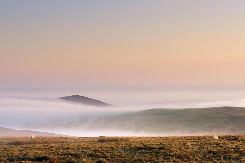 Carn Ingli Sunrise - West Wales