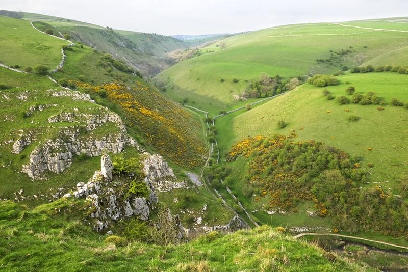 Biggin Dale - Landscapes