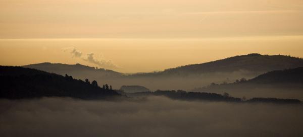 Misty Landscape - Landscapes