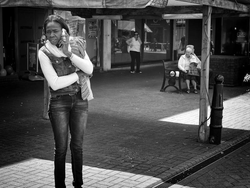 Telephone - Street Photography