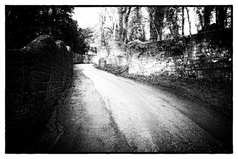 Lumsdale - Black and White
