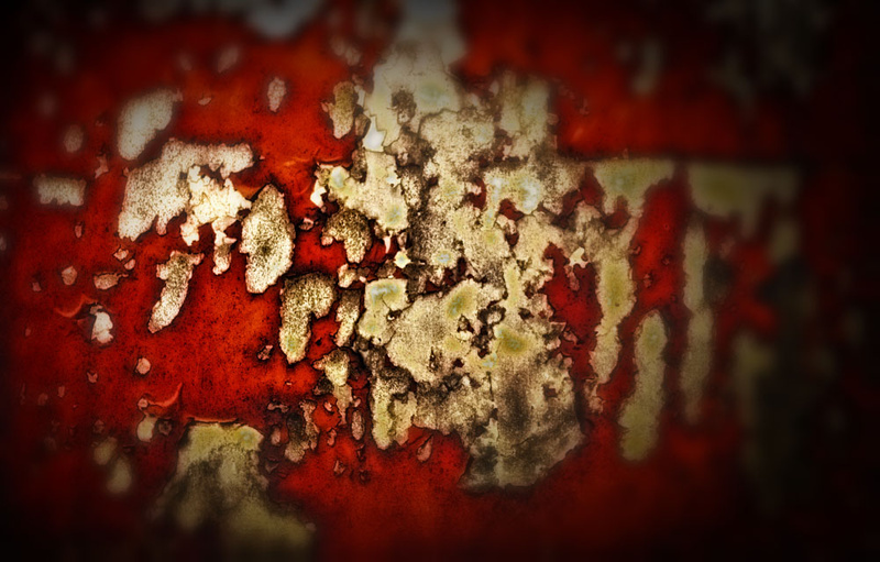 Wall paint - Abstract landscapes