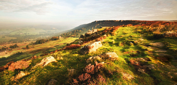 Baslow Edge - Landscapes