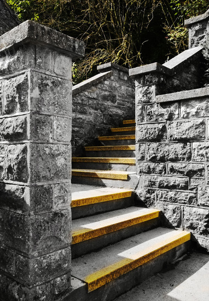 Steps - Visual Imagery