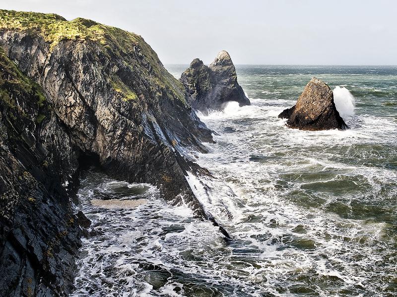 Ceibwr Bay - West Wales
