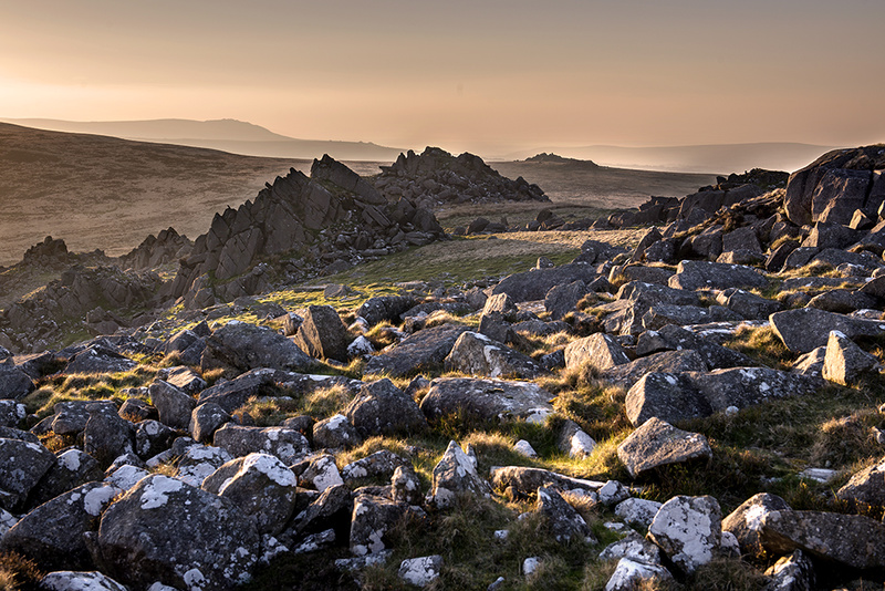 Preseli Hills Sunset - West Wales