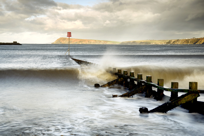 Goodwick Waves - West Wales
