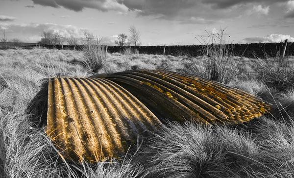 Corrugated sheets 1 - Visual Imagery