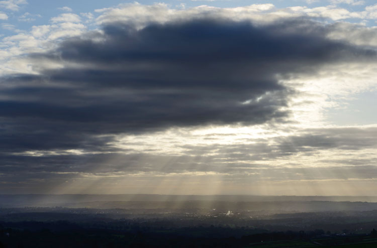 Chesterfield Sunrise - Landscapes