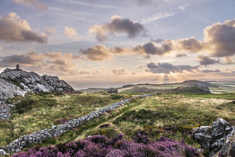 Garn Fawr Sunrise - West Wales