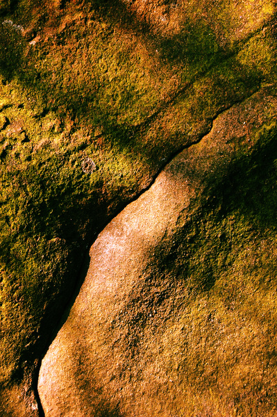 Abstract rock 2 - Abstract landscapes