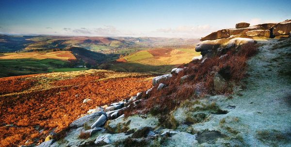 Higger Tor sunrise - Landscapes