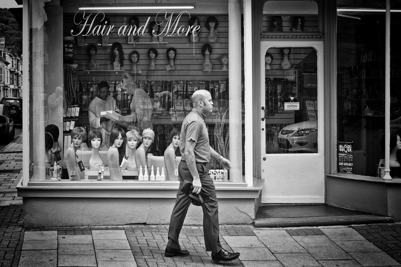 Hair and More - Street Photography