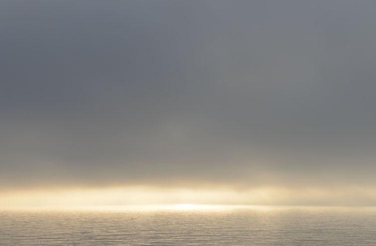 Sea Sunset 2 - Simplicity