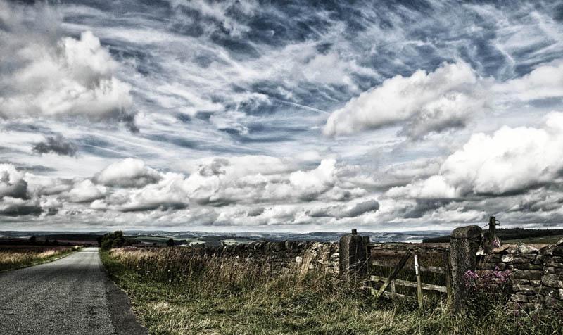 Beeley Moor - Visual Imagery