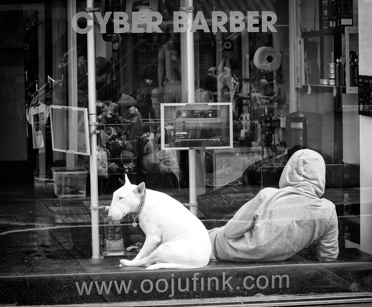 Barbers - Street Photography