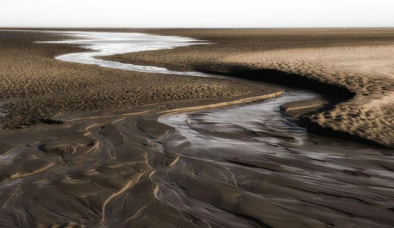 Meandering - The seaside