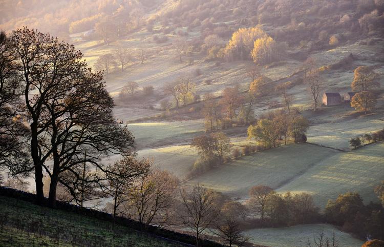 Dove Valley Sunrise - Landscapes
