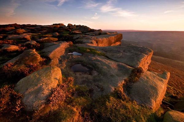 Higger Tor sunrise - Landscapes