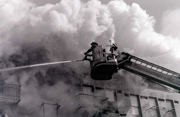 - FDNY in action