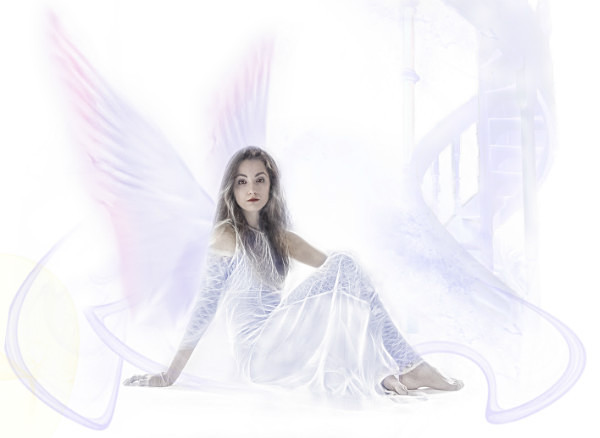 Angel - Creative photography and Digital Arts