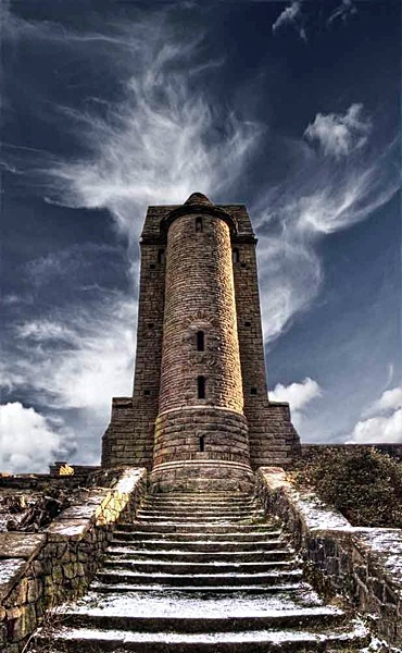 Rivington Tower - Lancashire.