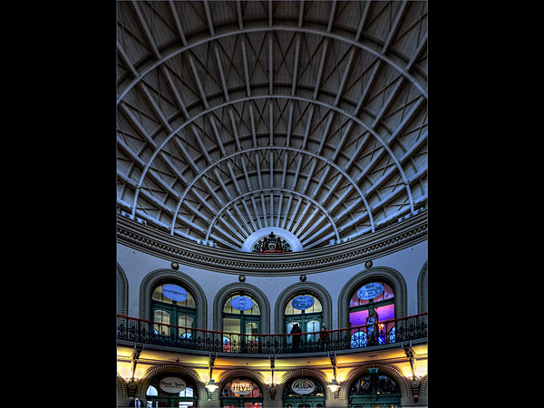 Leeds Corn Exchange - Places and Landscapes