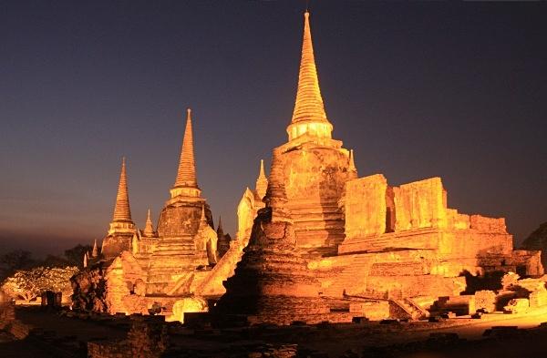 - Northen Thailand & Laos