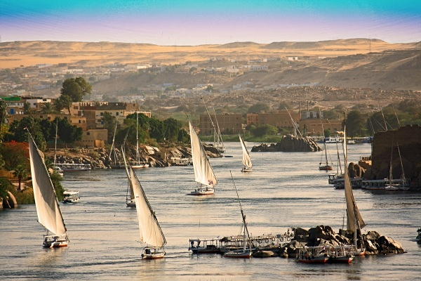 - Egypt