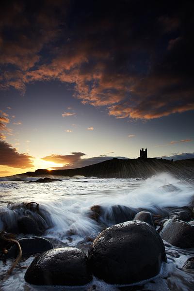 Dunstanburgh Tide - Northumberland