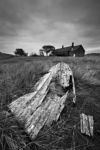 Decay In The Dunes - Northumberland