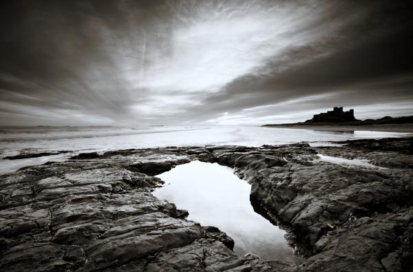 Bamburgh Fissure - Northumberland