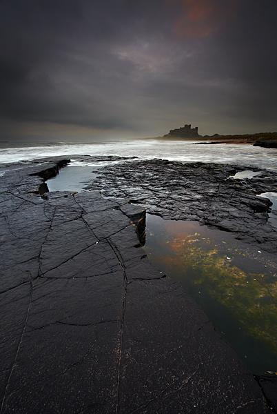 Splash Of Colour - Northumberland