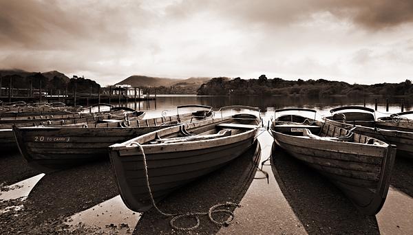 Derwentwater Boats - Lake District