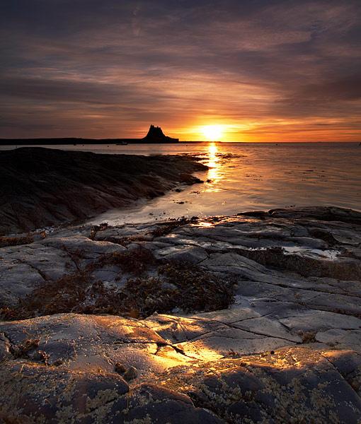 Splash of Light - Northumberland