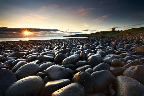 Embleton Dawn - Northumberland