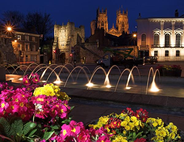 Exhibition Square & Minster - York