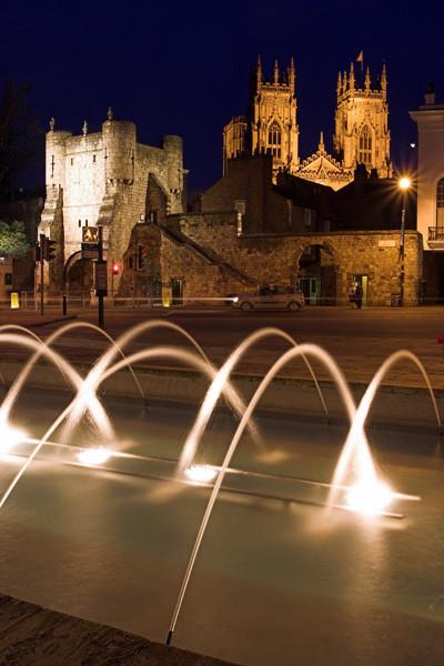 Minster & Fountains - York