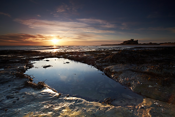 Bamburgh Pool - Northumberland