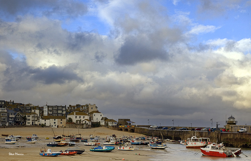The big sky - Special St Ives