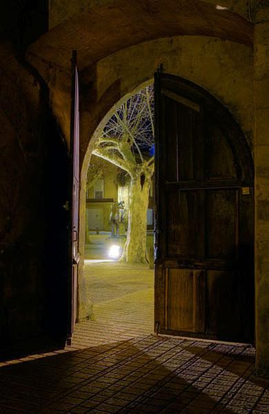 Open door - Memories of Marciac