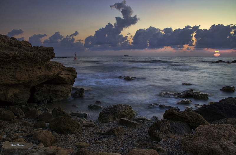 Sea of Tranquility - Colours of Paphos