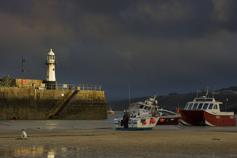 Stormy Lighthouse - Special St Ives